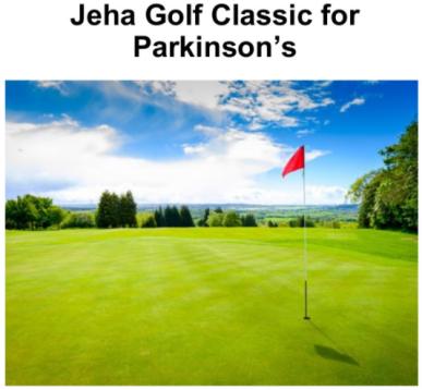 Jeha Golf Tournament